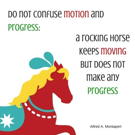 rocking horse motion progress